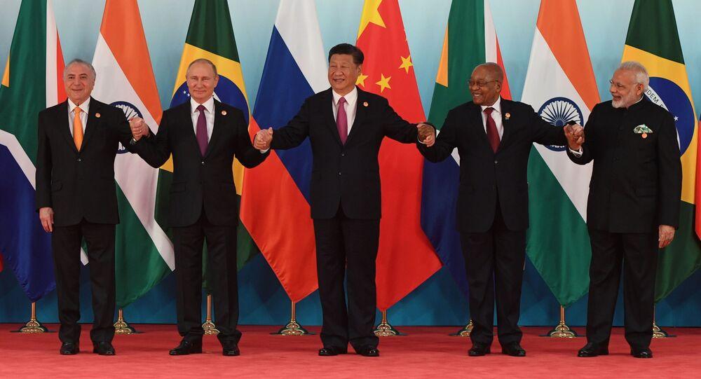 Leader BRICS