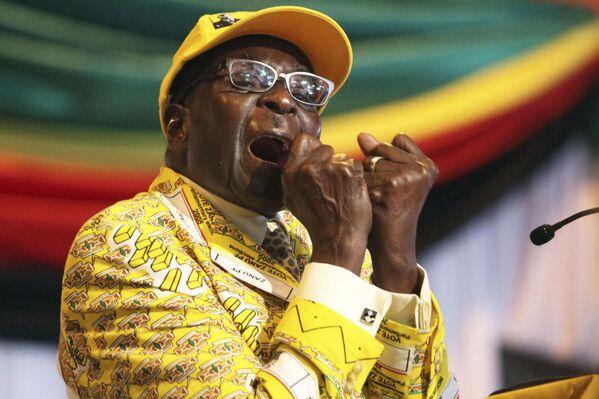 Robert Gabriel Mugabe, presidente zimbabwese, è morto il 6 settembre 2019 - Sputnik Italia