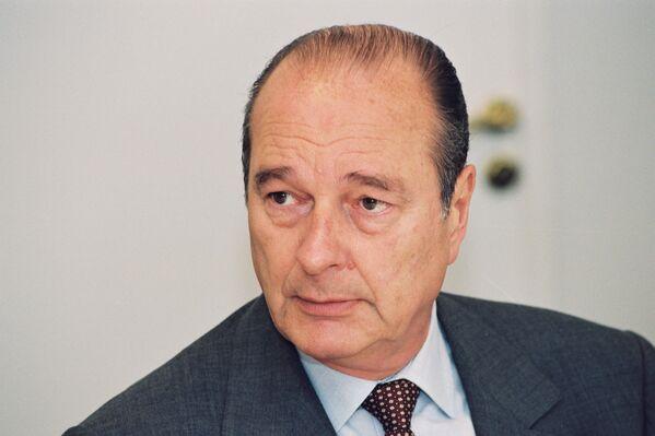 Jacques Chirac, politico e funzionario francese, dal 1995 al 2007 Presidente della Repubblica francese, è morto il 26 settembre 2019 a 86 anni  - Sputnik Italia