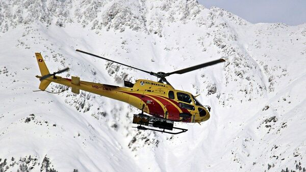 Elicottero soccorso montagna - Sputnik Italia