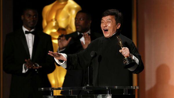 Jackie Chan - Sputnik Italia