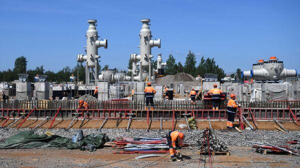 Costruzione Nord Stream 2 - Sputnik Italia