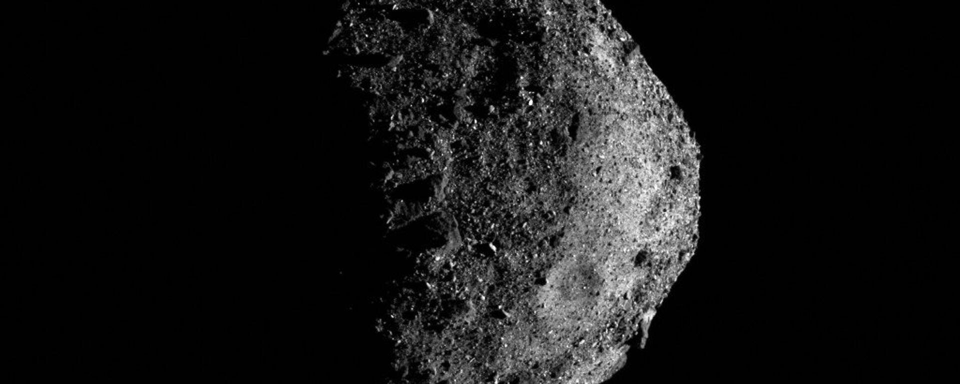L'asteroide 101955 Bennu - Sputnik Italia, 1920, 25.08.2021