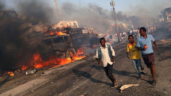 Mogadiscio esplosione - Sputnik Italia