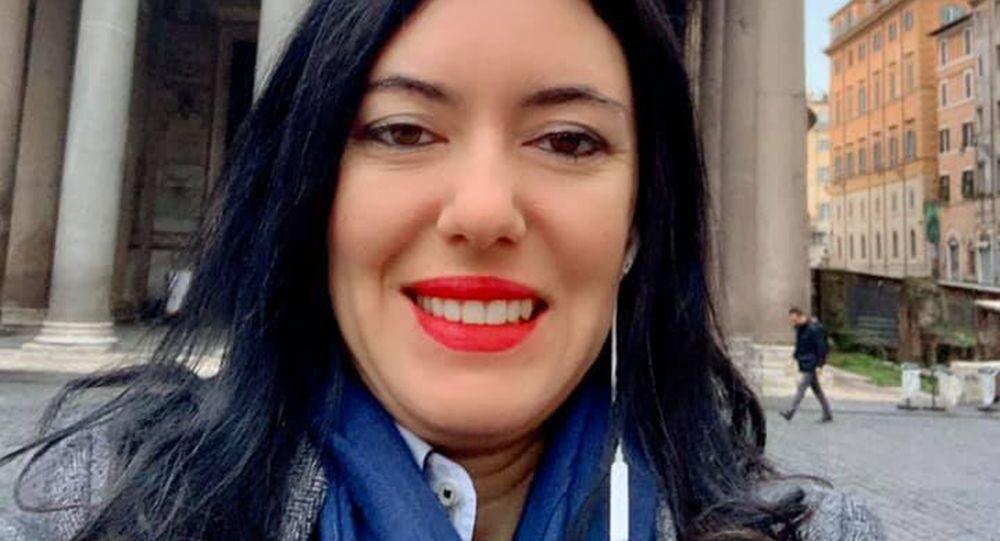 Ministra della Scuola Lucia Azzolina
