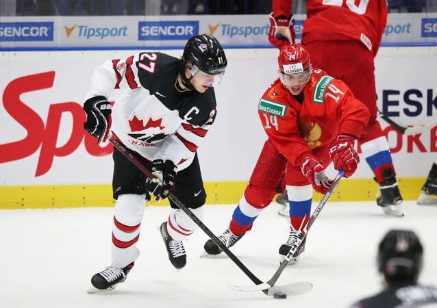 Barrett Hayton, Hockey Canada