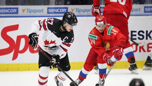 Barrett Hayton, Hockey Canada - Sputnik Italia