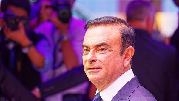 Carlos Ghosn - Sputnik Italia