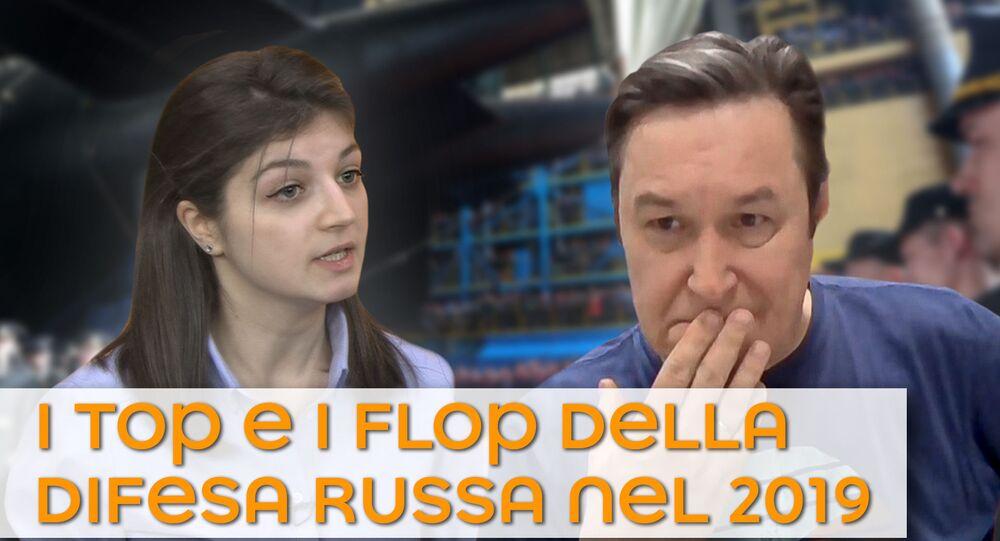 I top e i flop della Difesa russa nel 2019