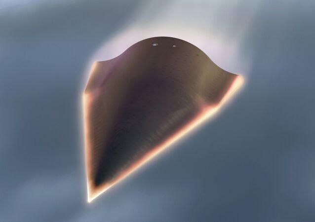 Tecnologia ipersonica della Darpa