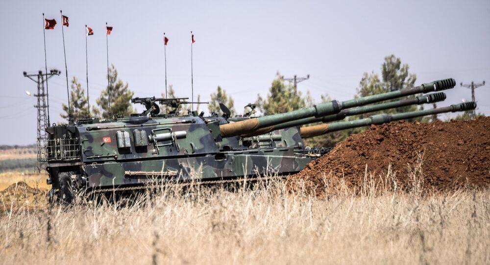 Carri armati turchi