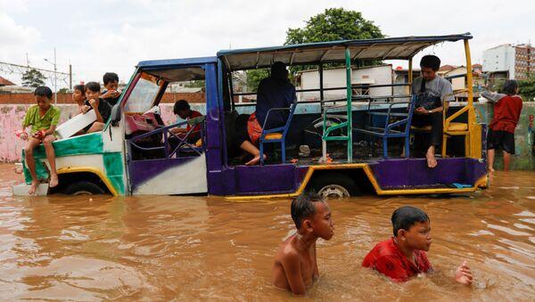 Inondazioni a Jakarta - Sputnik Italia