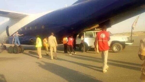 Un aereo cargo militare si è schiantato dopo il decollo nel Darfur occidentale, Sudan. - Sputnik Italia