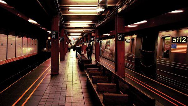 metro di New York - Sputnik Italia