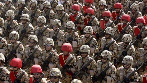 L'esercito iraniano - Sputnik Italia