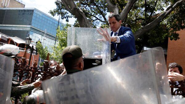 Juan Guaidó, politico dell'opposizione venezuelana - Sputnik Italia