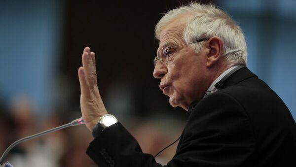 L'Alto rappresentante dell'UE Josep Borrell - Sputnik Italia