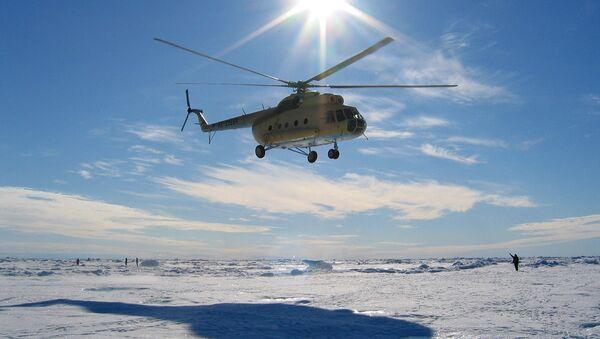 Eliski, sci d'alta quota, elicottero - Sputnik Italia