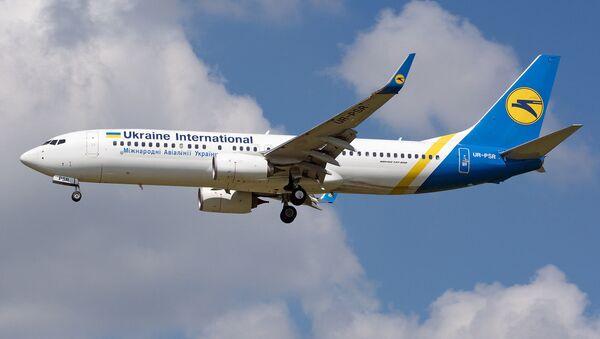 Un Boeing 737 ucraino (archivio) - Sputnik Italia