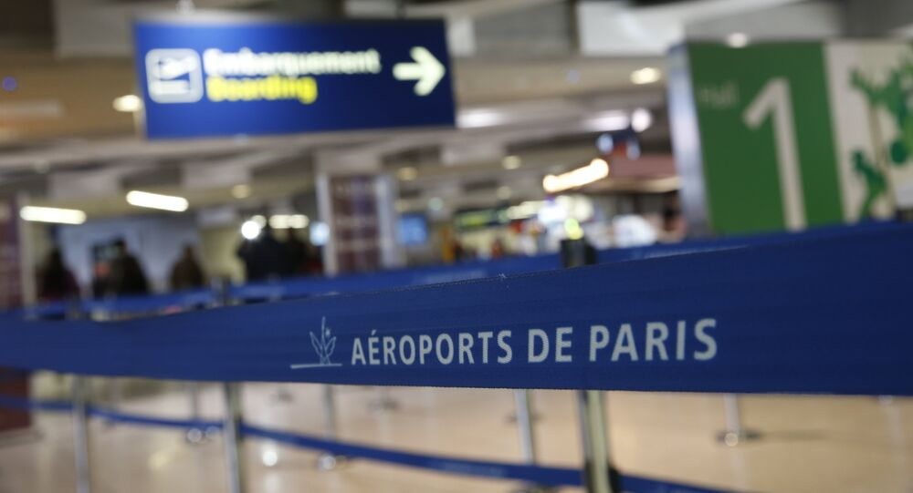 L'aeroporto di Parigi Charles-de-Gaulle