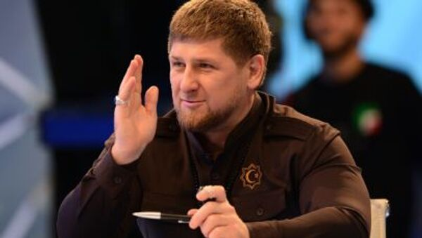 Ramzan Kadyrov - Sputnik Italia