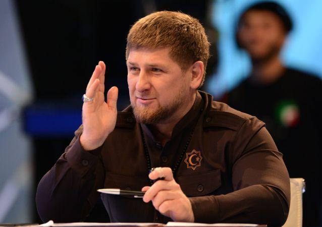Ramzan Kadyrov