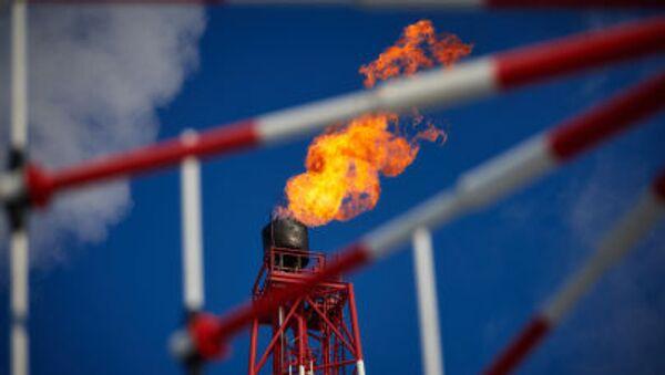 Нефтяная платформа Приразломная - Sputnik Italia