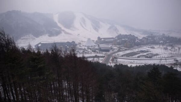 Le Olimpiadi precedenti, quelle di  2018,  si terranno in Corea del Sud, in citta di Pyeongchang - Sputnik Italia