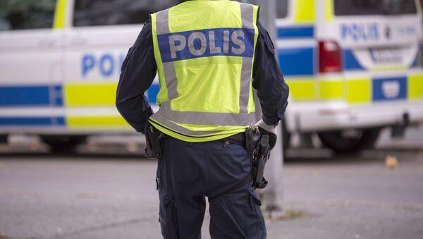 Polizia in Svezia - Sputnik Italia