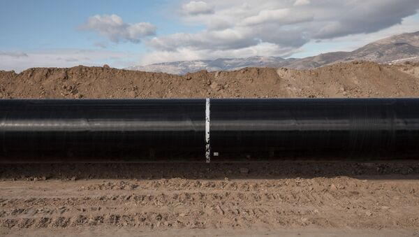 Il gasdotto TAP - Sputnik Italia