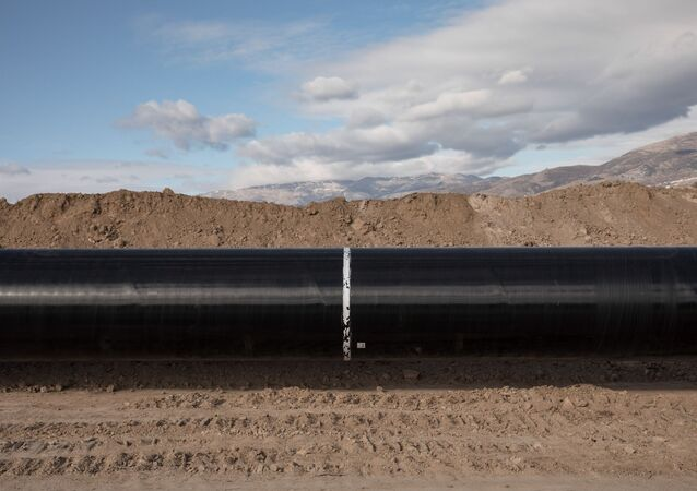 Il gasdotto TAP