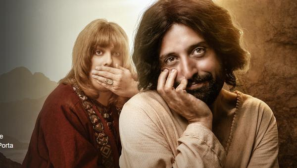 La commedia blasfema di Netflix su Gesù Cristo - Sputnik Italia