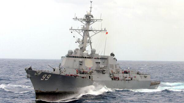 USS Farragut - marina militare USA - Sputnik Italia