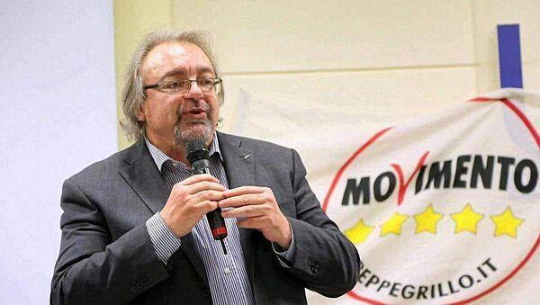 Mario Michele Giarrusso - Sputnik Italia