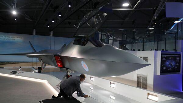Il nuovo caccia britannico Tempest - Sputnik Italia