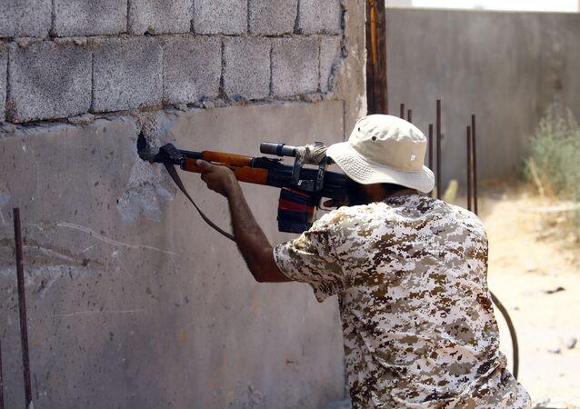 Violazione cessate il fuoco Libia