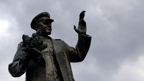 Il monumento al maresciallo sovietico Ivan Konev - Sputnik Italia
