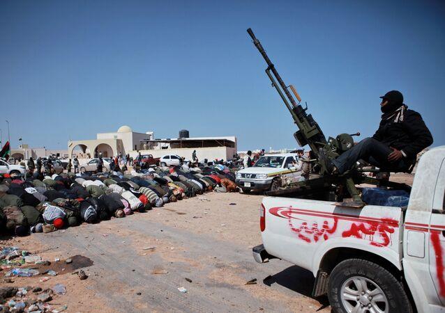 La crisi in Libia