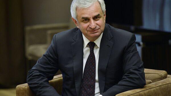 President of Abkhazia Raul Khajimba  (File) - Sputnik Italia