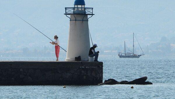 Gente a pesca - Sputnik Italia
