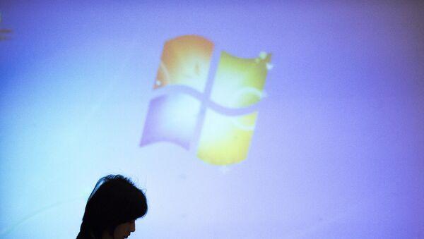 Microsoft logo - Sputnik Italia