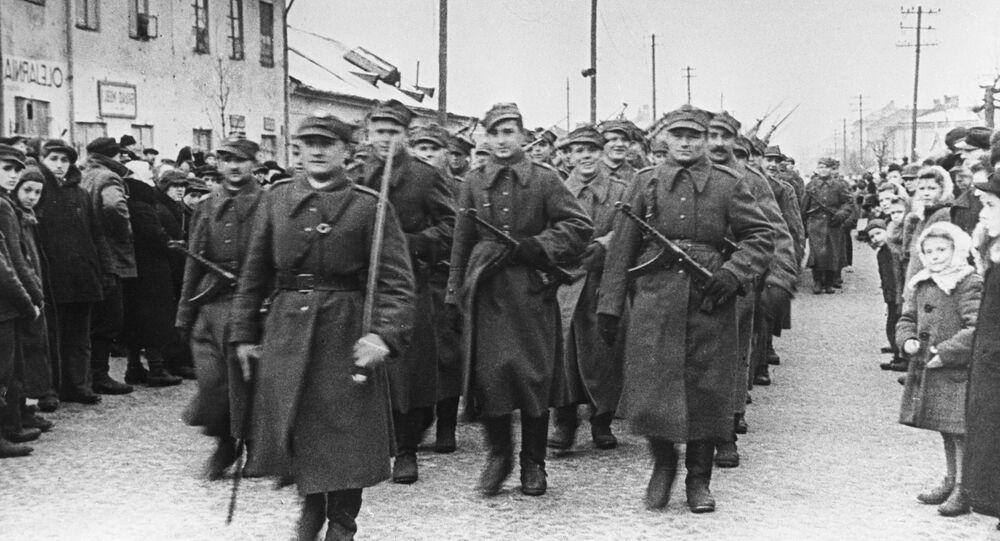 La liberazione di Varsavia