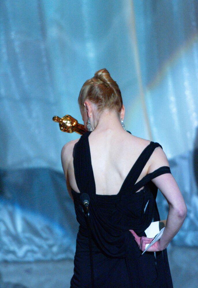 La prima attrice australiana ad aggiudicarsi l'Oscar è stata Nicole Kidman.