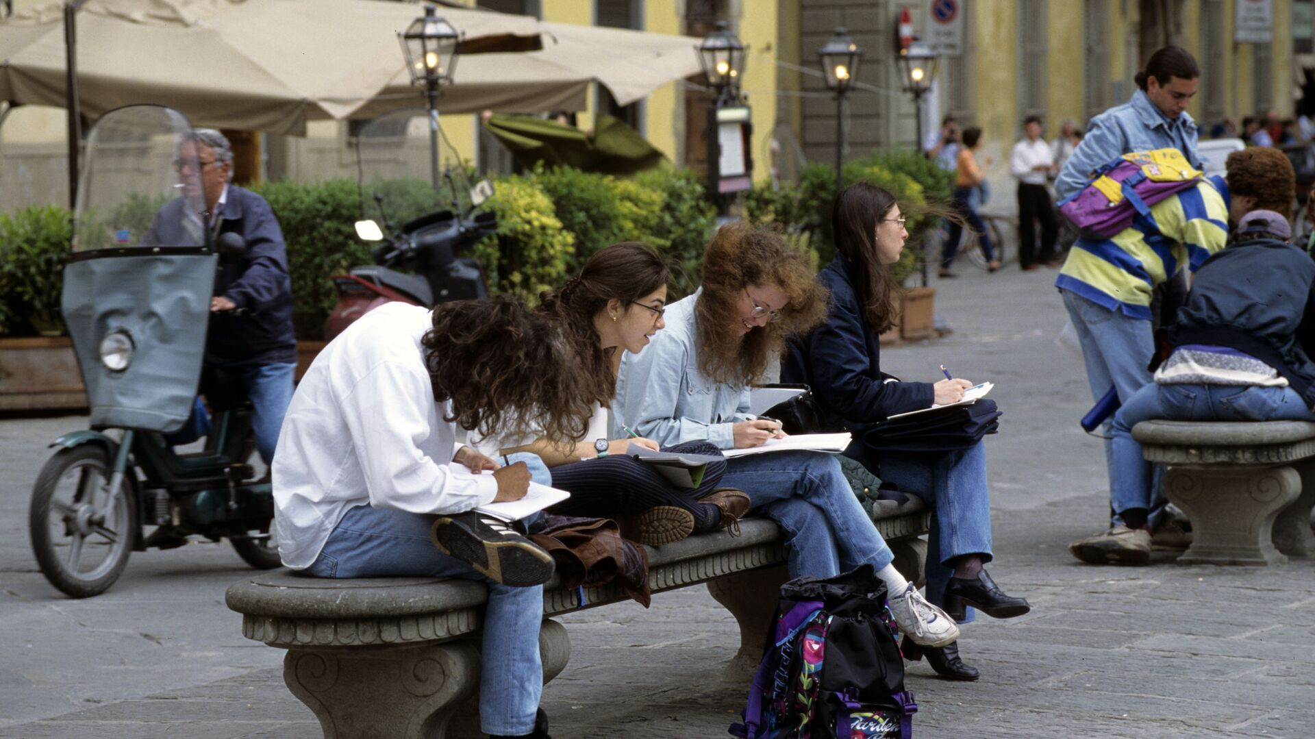 Studenti italiani - Sputnik Italia, 1920, 01.04.2021