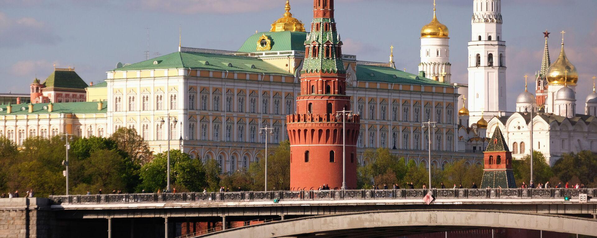 Cremlino di Mosca - Sputnik Italia, 1920, 07.06.2021