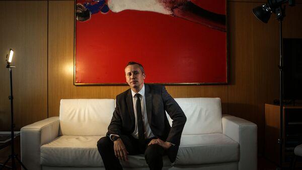 Roberto Alvim, drammaturgo ed ex-segretario alla cultura  - Sputnik Italia