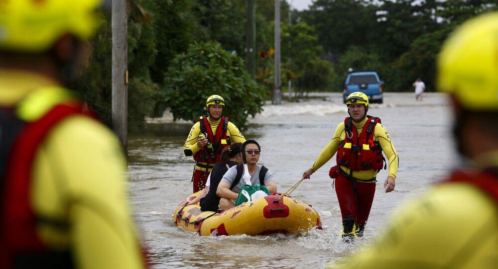 Inondazioni in Australia