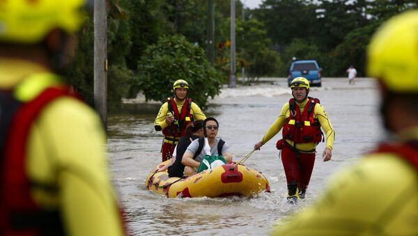 Inondazioni in Australia - Sputnik Italia
