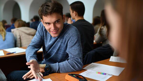 Studenti universitari - Sputnik Italia