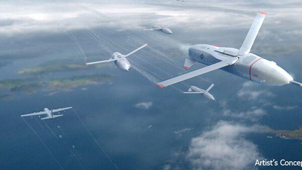 I droni della DARPA Gremlin - Sputnik Italia